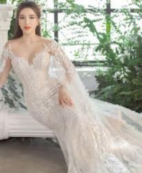Bảo Thy khoe ảnh cưới với bạn trai doanh nhân, thông báo kết hôn trong tháng 11