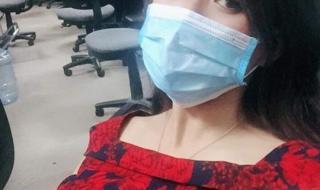 """""""Siêu vòng 1"""" Mai Thỏ đăng status vui về dịch cúm Corona, fan tranh cãi gay gắt"""