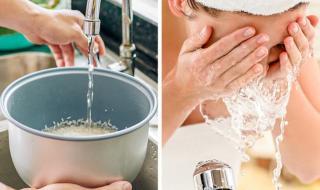 Bất ngờ với cách phụ nữ Nhật Bản dùng nước vo gạo để có làn da đẹp