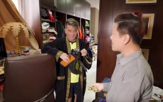 """Vũ Hà tiết lộ """"Đàm Vĩnh Hưng mua giày cho người yêu cũ"""", fan tò mò"""