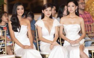 Top 3 Miss World VN rũ bỏ hình ảnh ngọc nữ,'đốt mắt' fan với váy trắng khoe đường cong nuột nà